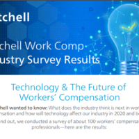 image reads: Mitchell work compcomp survey results